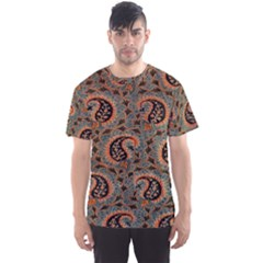 Persian Silk Brocade Men s Sport Mesh Tee
