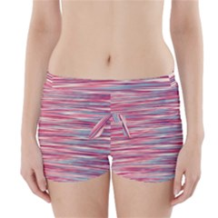 Gentle design Boyleg Bikini Wrap Bottoms by Valentinaart