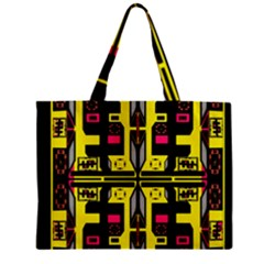=p=p=yjyu]p Zipper Mini Tote Bag by MRTACPANS