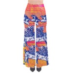 Little flying pigs Women s Chic Palazzo Pants