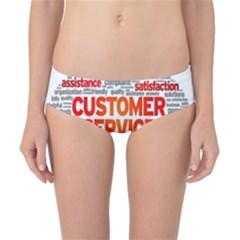 Support Classic Bikini Bottoms by AnjaniArt