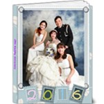 LAM S FAMILY - 9x12 Deluxe Photo Book (20 pages)