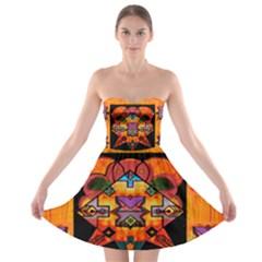 Clothing (20)6k,kk Strapless Bra Top Dress by MRTACPANS