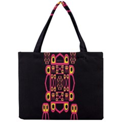 Alphabet Shirt Mini Tote Bag by MRTACPANS