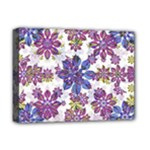 Stylized Floral Ornate Pattern Deluxe Canvas 16  x 12