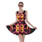 Alphabet Shirt R N R Skater Dress