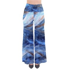 Blue Colorful Abstract Design  Pants by designworld65