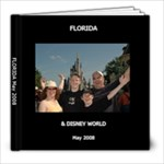 Florida PhotoBook - 8x8 Photo Book (30 pages)