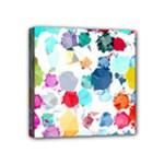 Colorful Diamonds Dream Mini Canvas 4  x 4