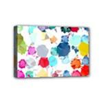 Colorful Diamonds Dream Mini Canvas 6  x 4