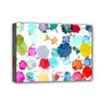 Colorful Diamonds Dream Mini Canvas 7  x 5