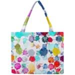 Colorful Diamonds Dream Mini Tote Bag