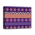 Colorful Winter Pattern Deluxe Canvas 14  x 11