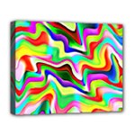 Irritation Colorful Dream Deluxe Canvas 20  x 16