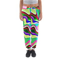 Irritation Colorful Dream Women s Jogger Sweatpants by designworld65