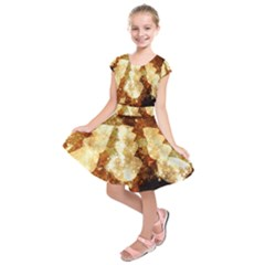 Sparkling Lights Kids  Short Sleeve Dress by yoursparklingshop