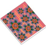 Colorful Floral Dream Small Memo Pads