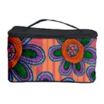 Colorful Floral Dream Cosmetic Storage Case