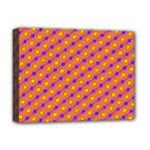 Vibrant Retro Diamond Pattern Deluxe Canvas 16  x 12