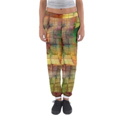 Indian Summer Funny Check Women s Jogger Sweatpants by designworld65