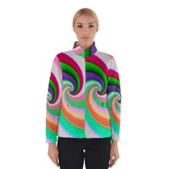 Colorful Spiral Dragon Scales   Winterwear by designworld65