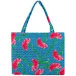 Carnations Mini Tote Bag