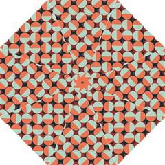 Modernist Geometric Tiles Straight Umbrellas by DanaeStudio
