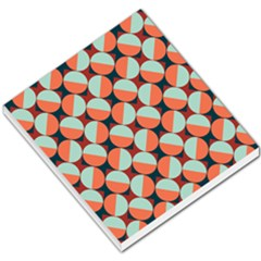 Modernist Geometric Tiles Small Memo Pads by DanaeStudio