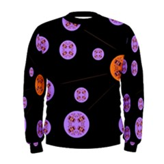 Alphabet Shirtjhjervbret (2)fvgbgnh Men s Sweatshirt by MRTACPANS
