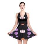 Alphabet Shirtjhjervbret (2)fvgbgnhll Reversible Skater Dress