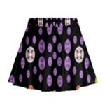 Alphabet Shirtjhjervbret (2)fvgbgnhllhn Mini Flare Skirt