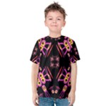 Alphabet Shirtjhjervbret (2)fv Kids  Cotton Tee