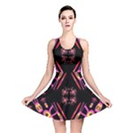Alphabet Shirtjhjervbret (2)fv Reversible Skater Dress