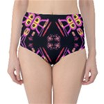 Alphabet Shirtjhjervbret (2)fv High-Waist Bikini Bottoms