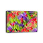 Colorful Mosaic Mini Canvas 6  x 4