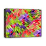 Colorful Mosaic Deluxe Canvas 16  x 12