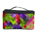Colorful Mosaic Cosmetic Storage Case
