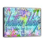 Drake 1 800 Hotline Bling Canvas 16  x 12