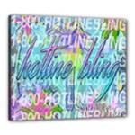 Drake 1 800 Hotline Bling Canvas 24  x 20