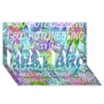 Drake 1 800 Hotline Bling BEST BRO 3D Greeting Card (8x4)