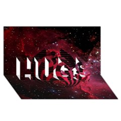 Bassnectar Galaxy Nebula Hugs 3d Greeting Card (8x4) by Onesevenart