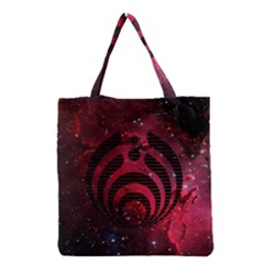 Bassnectar Galaxy Nebula Grocery Tote Bag by Onesevenart