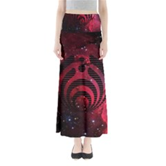 Bassnectar Galaxy Nebula Maxi Skirts by Onesevenart