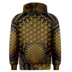 Bring Me The Horizon Cover Album Gold Men s Pullover Hoodie by Onesevenart
