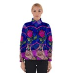 Enchanted Rose Stained Glass Winterwear