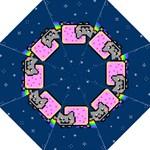 Nyan Cat Folding Umbrellas