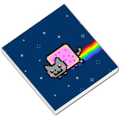 Nyan Cat Small Memo Pads by Onesevenart