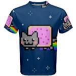 Nyan Cat Men s Cotton Tee