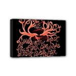 Panic At The Disco   Lying Is The Most Fun A Girl Have Without Taking Her Clothes Mini Canvas 6  x 4
