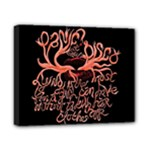 Panic At The Disco   Lying Is The Most Fun A Girl Have Without Taking Her Clothes Canvas 10  x 8
